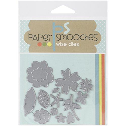 Paper Smooches Flowers Die