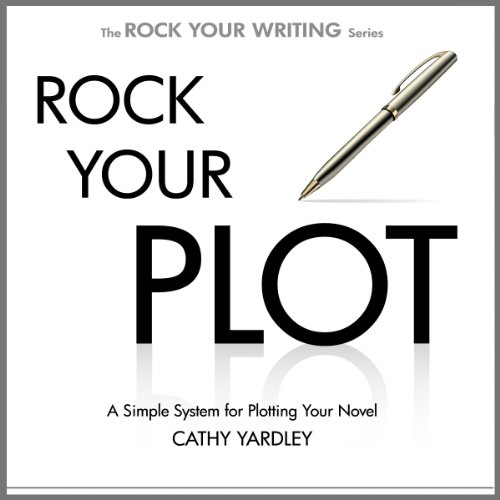 Rock Your Plot audiobook cover art