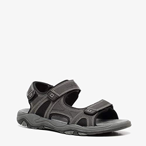 Blue Box heren sandalen - Grijs