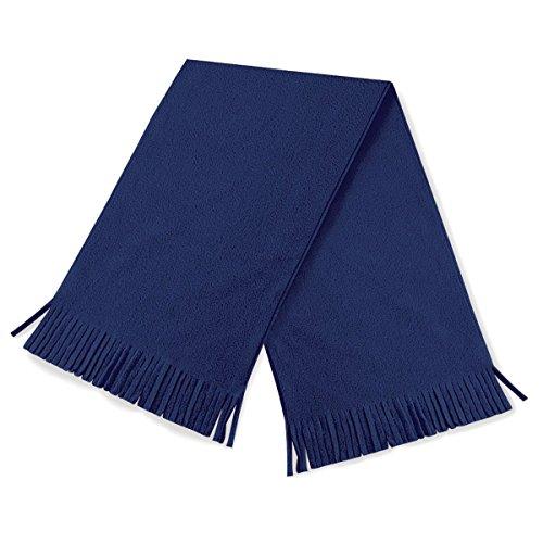 Beechfield - Echarpe - Homme taille unique - Bleu - Bleu marine - Taille unique