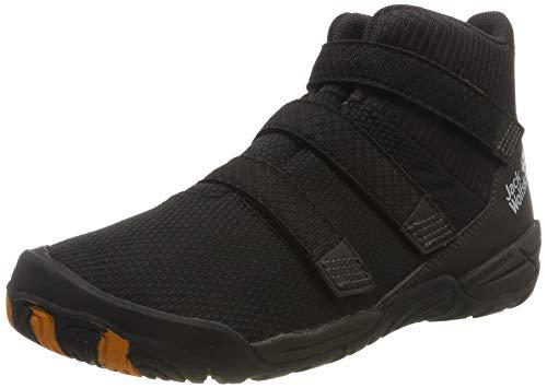 Jack Wolfskin Unisex-Kinder Jungle Gym 2 Texapore VC MID K Hohe Sneaker, Schwarz (Black/Espresso 6067), 28 EU