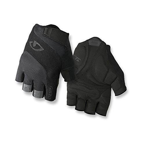 Giro Bravo Gel Men's Road Cycling Gloves - Black (2020), XXX-Large