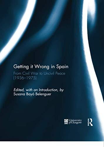 Getting it Wrong in Spain