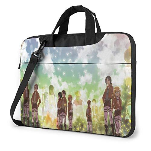 Laptop Bag Laptop Messenger Bag, Laptop Shoulder Bags Polyester Messenger Carrying Briease Sleeve
