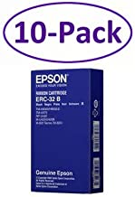 Genuine Epson 10-Pack Black ERC-32B Ink Cartridge Ribbon For: TM-H600/H6000 II/TM-U675/RP-U420/M-U420/U420B/M-820 Series (M-82X)