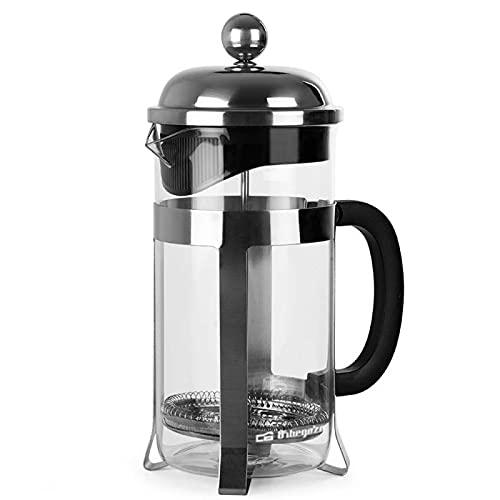 Cafetera Émbolo ORBEGOZO KFP600 600ml