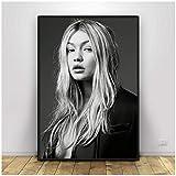 LIUXR Supermodel Gigi Hadid Mode Bilder Poster