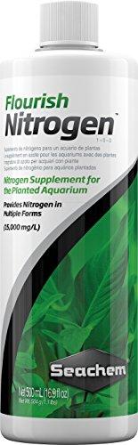 Seachem Suplemento de nitrógeno Flourish, 500 ml