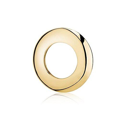 Pandora 872010 Uhren Gr. 20x30mm Gold IP,IP Gold