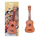Daxoon Mini Gitarre Spielzeug Simulierte Kinder Ukulele Spielzeug Geschenk für Anfänger Kinder -