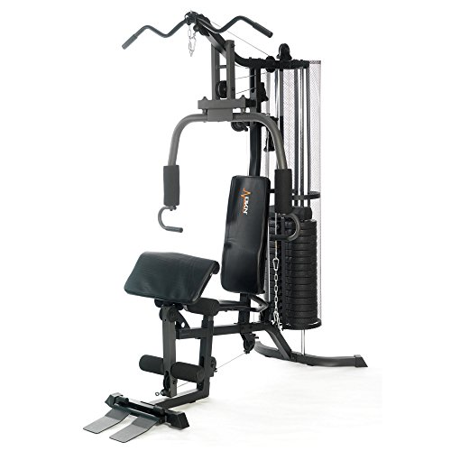 DKN Studio 7400 Compact Home Multi Gym 80kg Weight Stack