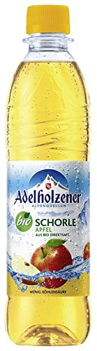 Adelholzener Bio Bio Schorle Apfel (12 x 500 ml)