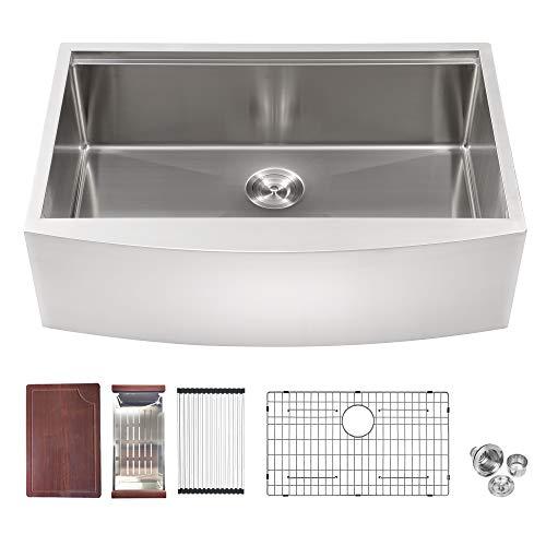 Apron Kitchen Sink Stainless Steel