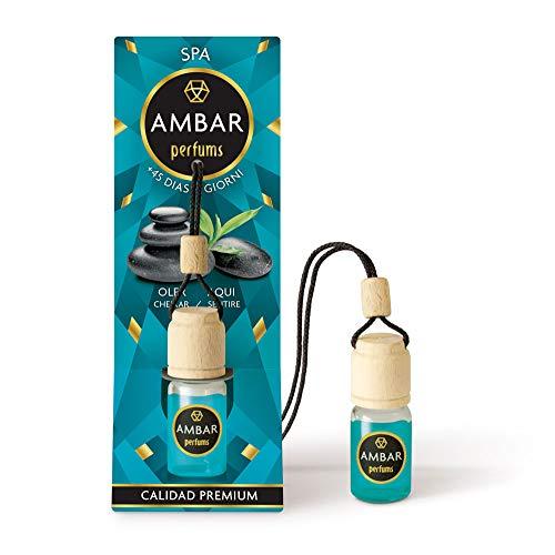 Ambar Perfums Ambientador Coche SPA Colgante 6