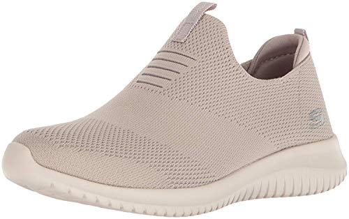 Skechers - Zapatillas Ultra Flex - First Take para mujer, números del 36 al 41 (EU), beige (Marrón topo), 38 EU