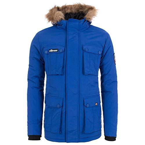 ellesse - Ampetrini Jacke, Mezarine Blau - Mezarine Blau, Large