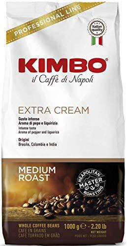 Kimbo Extra Creme Espresso Bohnen 1Kg
