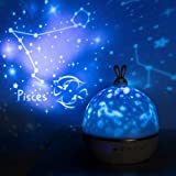 Constellation Projector with Music(20 Sets of Films),Kids...