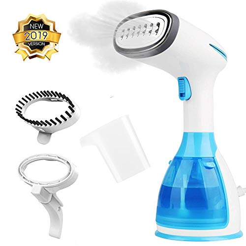 Best Panda Clothes Steamer, Handheld Garment Steamer 1500W 280ml Travel Steam Horizontal & Vertical Strong Steam Iron Auto Cut-Off Powerful for Home, Office & Travel