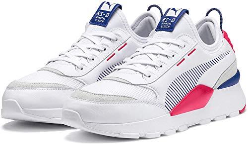 PUMA RS-0 Core Sneaker Puma White-S Web-NRGY Rose UK 6_Adults_FR 39
