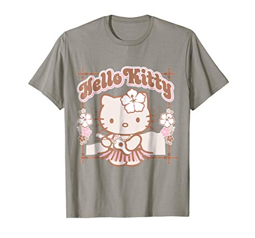 Hello kitty Hula Summer Tee Shirt