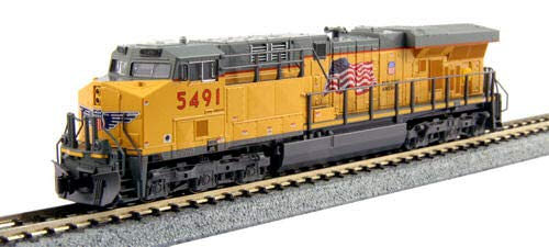 Kato N GE ES44AC GEVO Union Pacific #5380