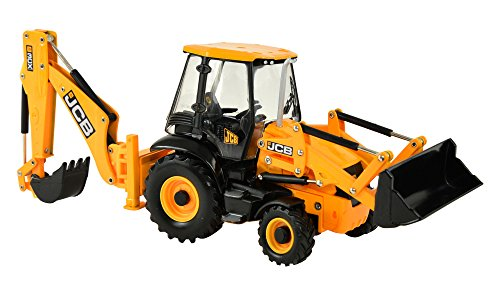 Britains JCB 3CX Backhoe Loader 42702