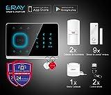 ERAY WM3FX Sistema de Alarma WiFi + gsm/ 3G,...
