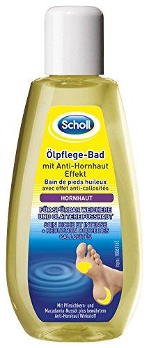 Scholl Ölpflege-Bad mit Anti-Hornhaut Effekt, 150ml