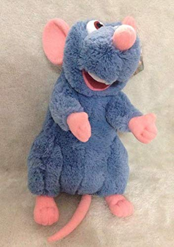 CNC INC Pixar Ratatouille Luxury Remy Rat Doll Toy 30cm Plush Toy Mouse Gift
