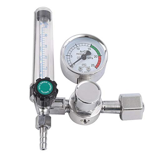 Frieed 0-25MPA Argon CO2 MIG TIG Medidor de Flujo Regulador de Botella de Gas para Soldadura MIG Durable