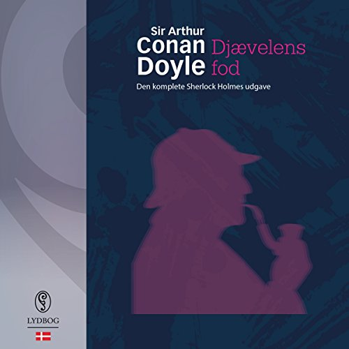 Djævelens fod audiobook cover art