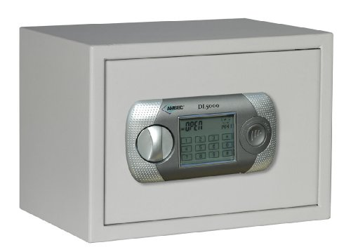 American Security Products Electronic Security Safes (OD 8x12 1/4x7 3/4, 14-Pounds)