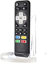 Anderic Xbox One Media Remote Control with Learning - Standard IR Xbox Remote with A,B,X,Y Buttons - Works for Xbox One, Xbox One S, Xbox One X - RRXB01