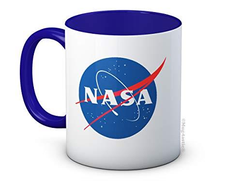 NASA Logo - Hochwertige Keramik Tee oder Kaffee Tasse