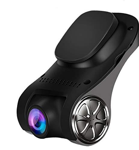 Coche Dvr Adas Función Coche Dvr Cámara 1080p Fhd Dash CAM Grabadora De Vídeo Automático 170o Visión Nocturna USB Coche Dvr para Android 4.0 por Encima