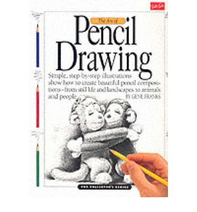 [(Art of Pencil Drawing )] [Author: Gene Franks] [Jan-2004]