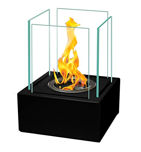 Bio Fire Ethanol Gel Burner Bowl Chimenea Burner Eco Patio Heater 13 x 13 cm