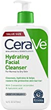 CeraVe Hydrating Cleanser, 16 Ounce