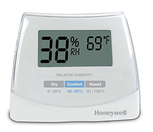 Honeywell Humidity Monitor, White