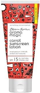 Aroma Magic Carrot Sun Screen Lotion, 100ml