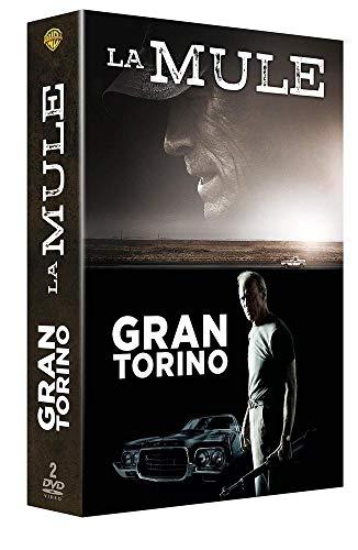 Clint Eastwood-Coffret : La Mule + Gran Torino
