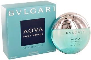 Bvlgari Perfume Aqua Marine by Bvlgari for Men Eau de Toilette 100ml