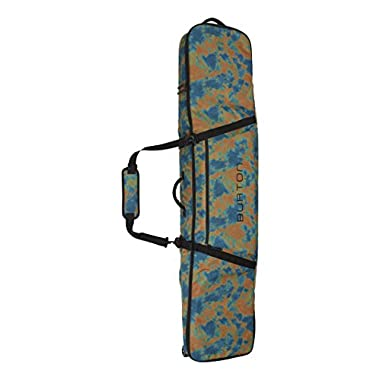 Burton Wheelie Gig Snowboard Bag, Mountaineers Tie Dye Prnt, Size 156