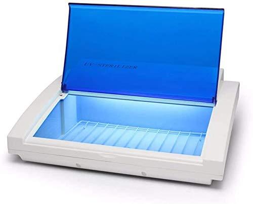 AIAIⓇ Gabinete esterilizador UV Calentador de desinfección con Toalla...