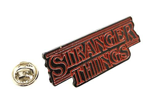 Gemelolandia | Pin de Solapa Stranger Things 45x18mm | Pines