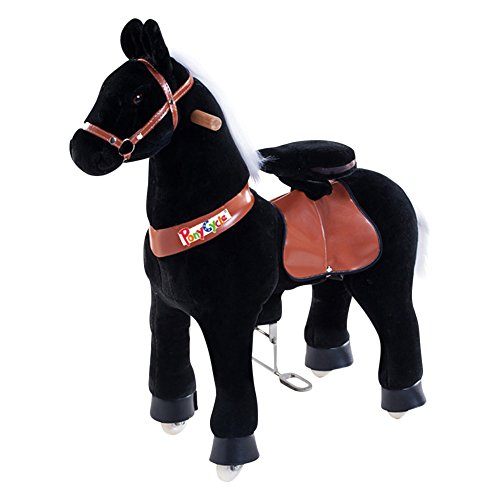 Smart Gear Pony Cycle Black Stallion...
