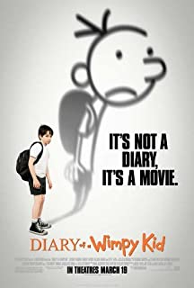 Diary of a Wimpy Kid POSTER Movie (27 x 40 Inches - 69cm x 102cm) (2010)
