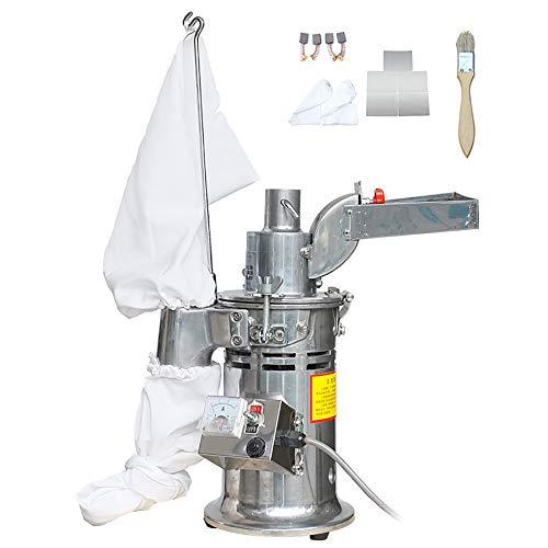 Huanyu Automatische Continu Hamer Molen Kruidenmolen, Pulverizer Machine, 15KG per uur