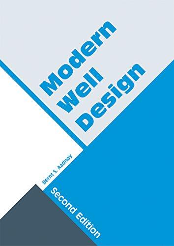 Modern Well Design: Second Edition (English Edition)